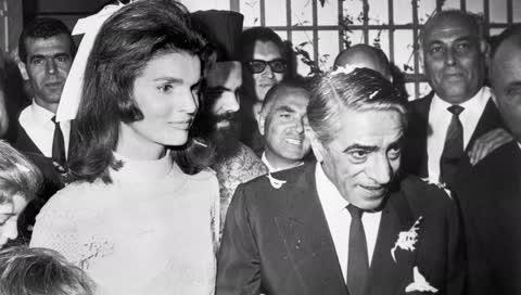 Jackie Kennedy: Die schönsten Fotos von dem Tag, als sie Jackie O. wurde