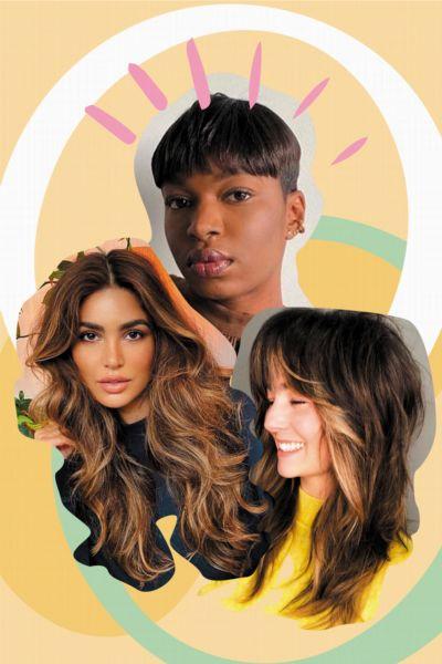 Diese 5 Haarschnitte sind 2021 out - und stattdessen tragen wir jetzt diese 5 Frisuren