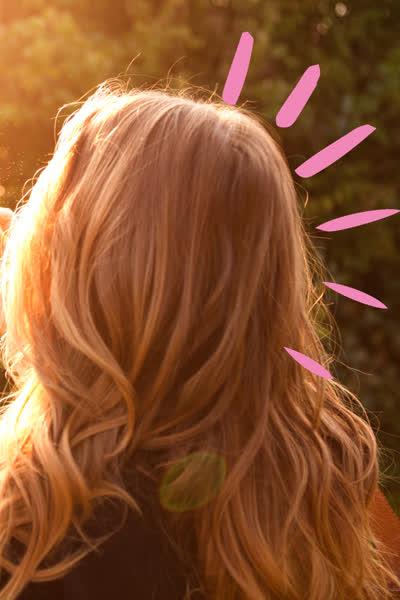 Diese 2-in-1-Pflege ist Gesichtsöl und Haaröl in einem - und verleiht Haut und Haar einen Mega-Glow