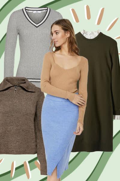 Strick-Must-haves: Diese coolen Knitwear-Pieces sichern wir uns jetzt für den Herbst - bereits ab 30 Euro