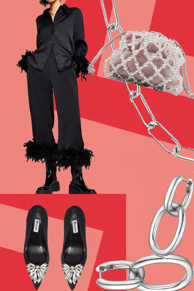 Silvester-Outfit 2020: 5 bequeme Looks zum Nachshoppen - die trotzdem festlich sind