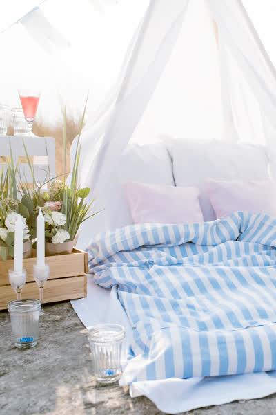 Camping in der Luxus-Variante: Warum Glamping im Sommer 2021 der ultimative Reistrend ist