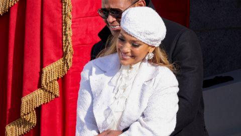 Lieferte J.Lo ihren besten Look schon VOR ihrem heutigen Auftritt bei der Amtseinführung?