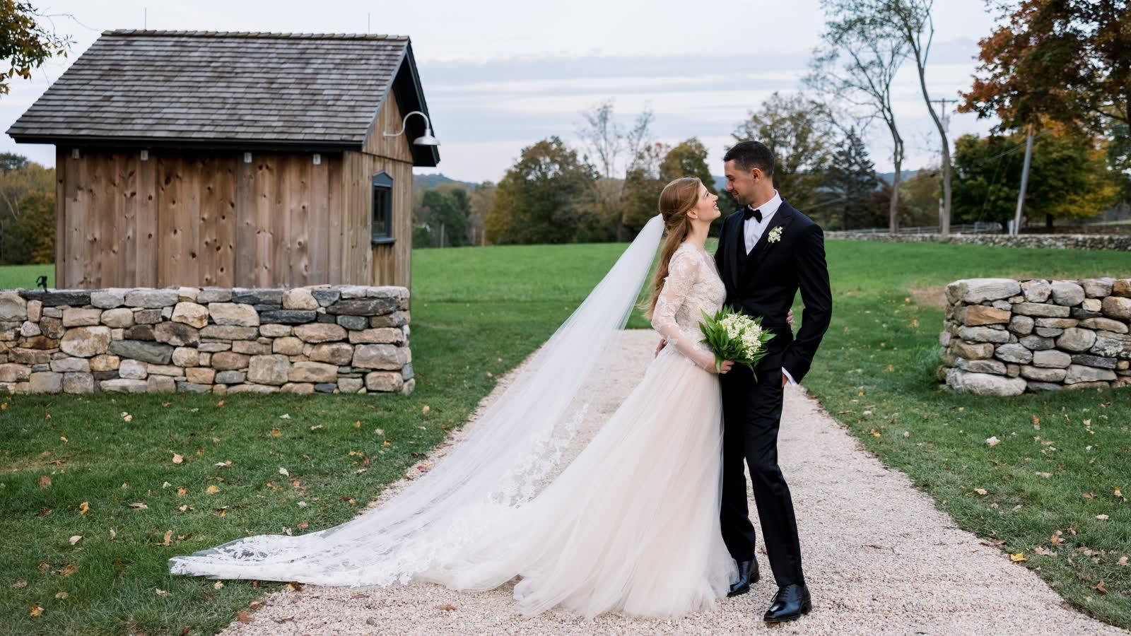 Jennifer Gates: So traumhaft war die Hochzeit von Bill Gates' Tochter - und ihr Couture-Brautkleid