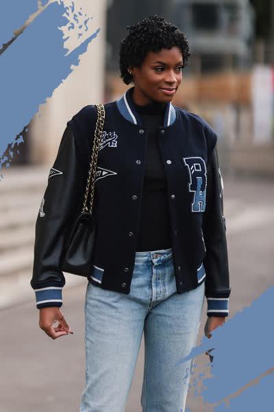 College-Jacken: Dieser unerwartete Trend feiert im Herbst 2021 ein Comeback - und hier kannst du die coolsten Modelle nachshoppen