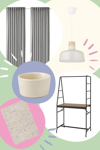 Ikea-Neuheiten: Die Oktober-Kollektion beinhaltet Design-Trend-Pieces ab 2 Euro - hier kannst du sie shoppen