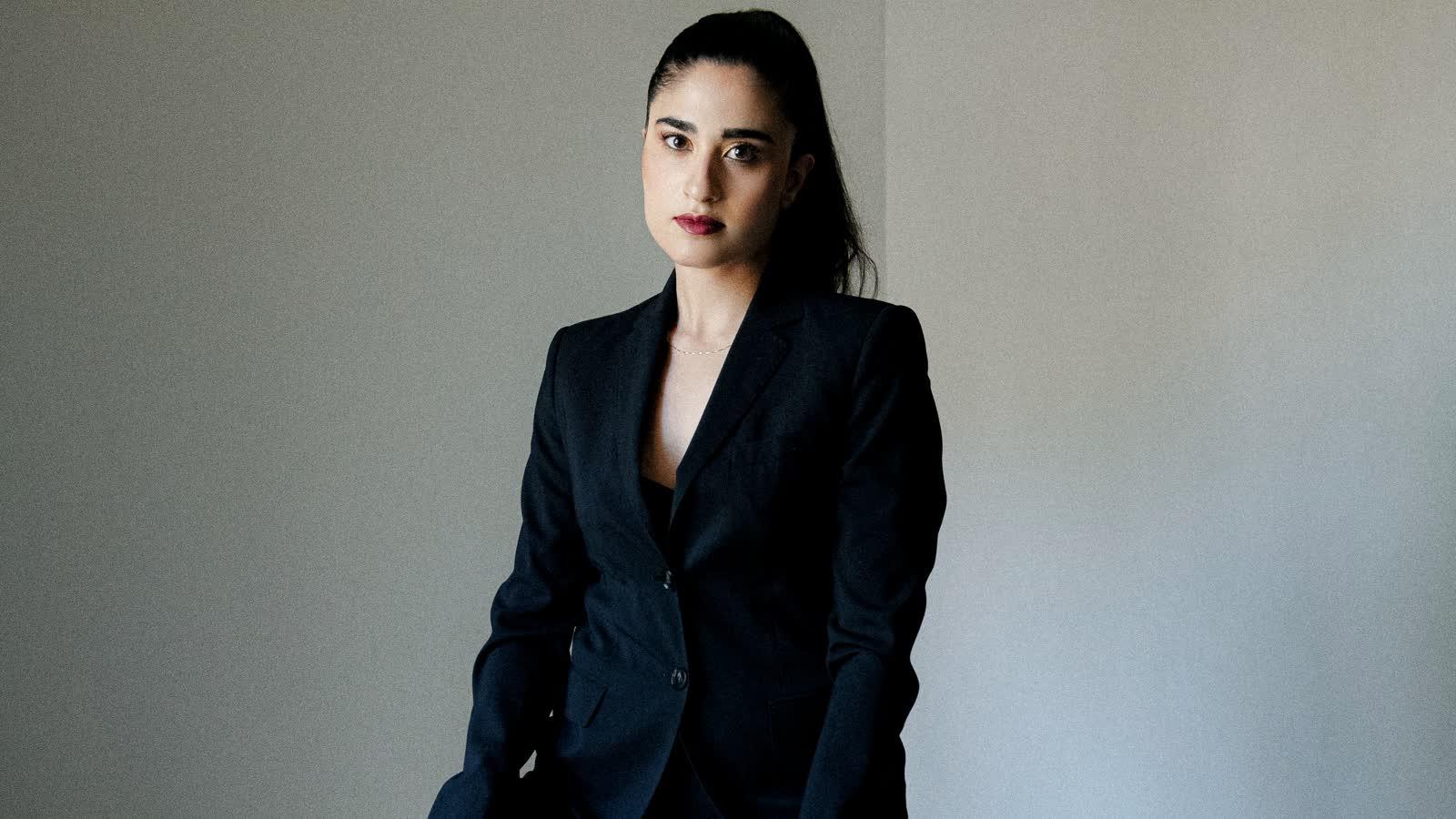 Galeristin Anahita Sadighi über Frauen in der Kunstbranche: Ich werde immer wieder gefragt, wo denn der Chef sei