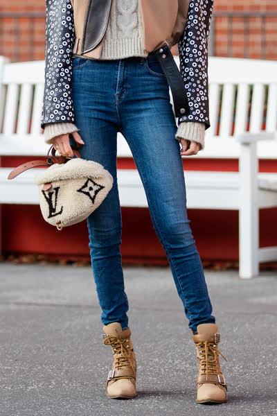 Achtung, No-Go! Diese 5 Styling-Fehler solltest du vermeiden, wenn du Skinny Jeans liebst