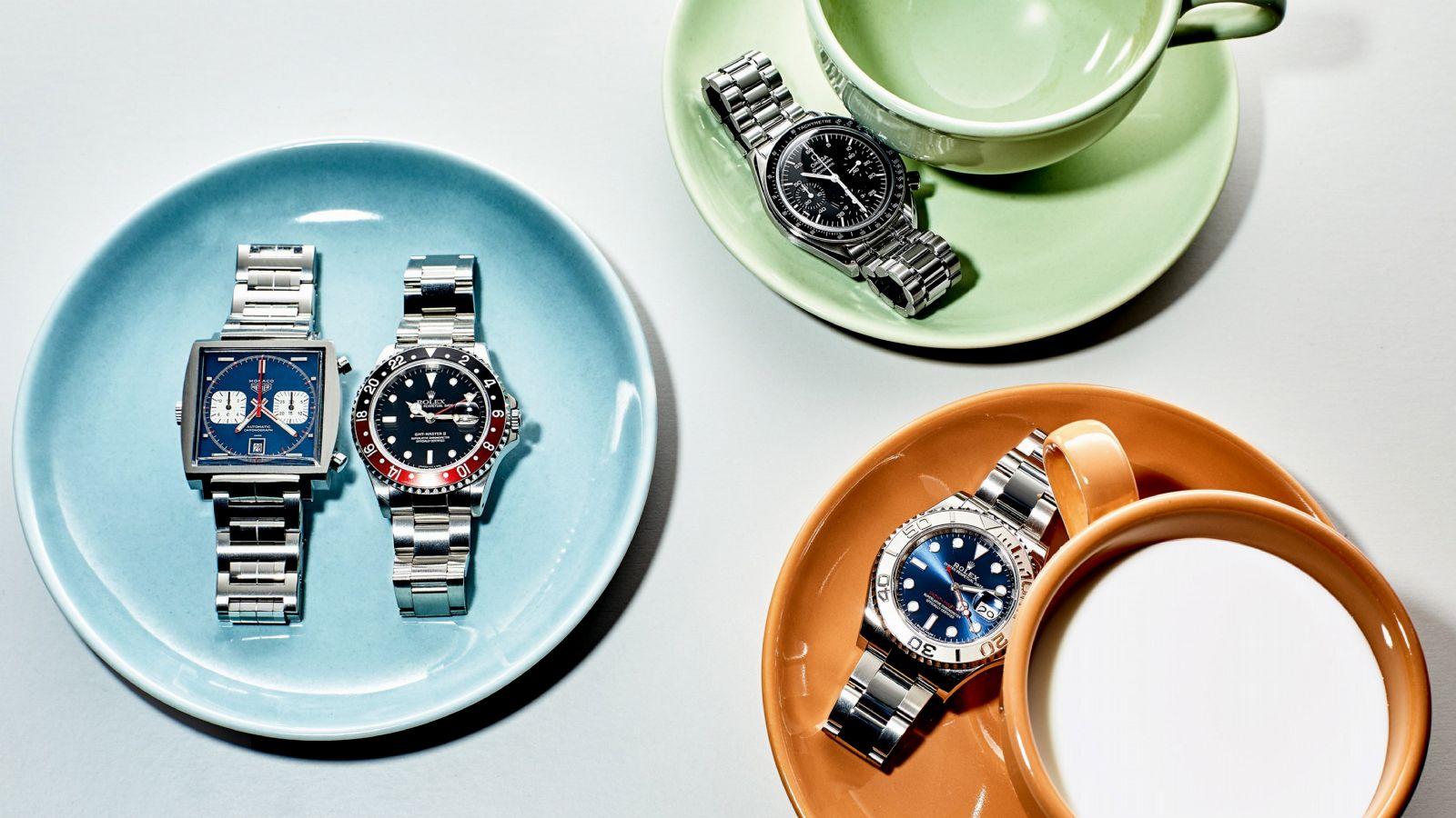 Pre-owned: So kaufen Sie eine gebrauchte Uhr - ganz entspannt