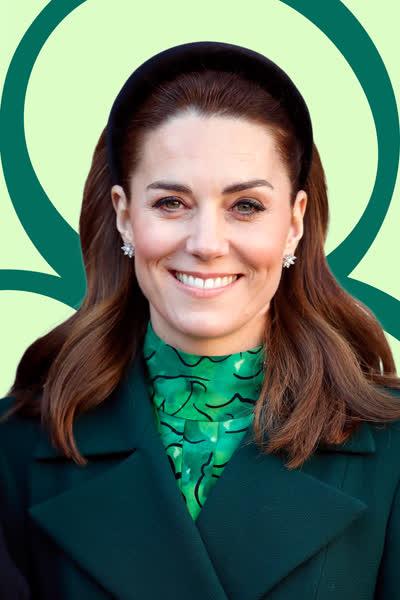 Kate Middleton: Die Herzogin liebt diese unerwartete Herbst-Trendfarbe - und die gibt es gerade von H&M bis Zara überall