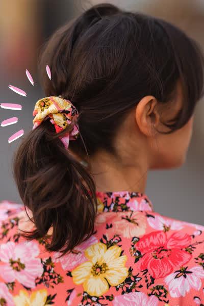 In vs. out: Diese 3 Haaraccessoires sind out - stattdessen schmücken wir unsere Hairstyles jetzt so