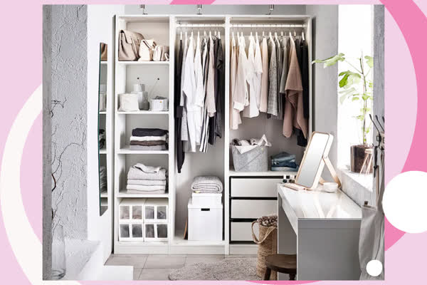 """Bye-bye, """"Pax""""! Dieser neue Kleiderschrank von Ikea kostet nur 35 Euro und ist perfekt für kleine Wohnungen!"""