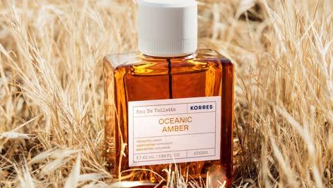 Korres lanciert zwei neue Parfums - mit griechischem Appeal