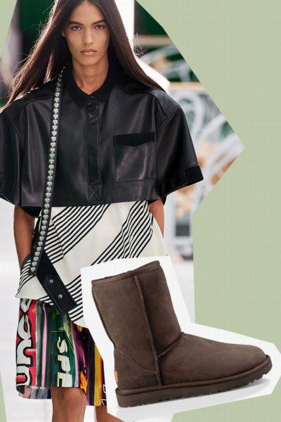 Sind Uggs jetzt out? Louis Vuitton zeigt seine neuen Trend-Boots für den Winter - und die Stars lieben sie