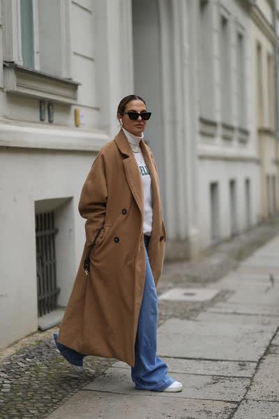 Oversize-Look: So trägst du den angesagten Modetrend richtig - und dieser Fehler ist beim Styling ein echtes No-Go