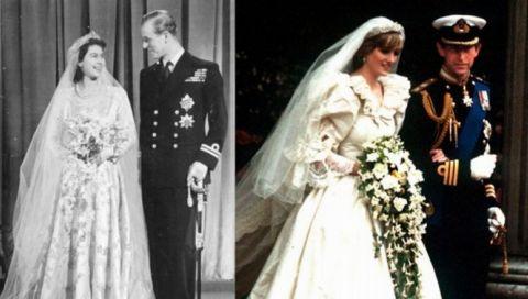 Echte Prinzessinnenkleider: Die Hochzeitskleider der Royals