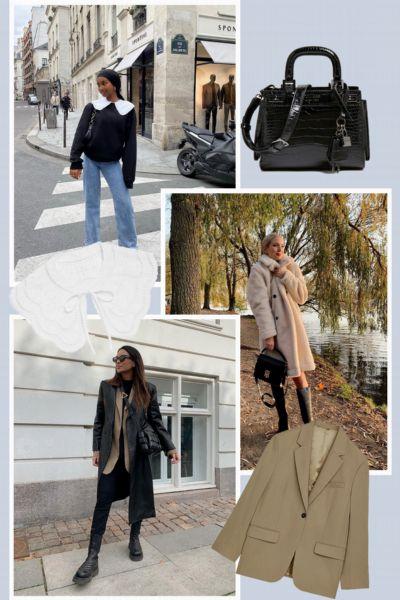Herbst-Outfit 2020: 5 teuer aussehende Trend-Looks, die ihr günstig nachshoppen könnt