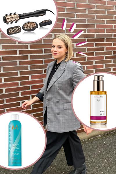 Bob-Must-haves: Auf diese 6 Styling-Produkte schwört unsere Beauty-Redakteurin für ihren Midi-Bob