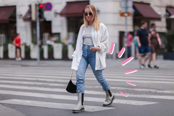 Schuhe zur Mom-Jeans: Diese Modelle zaubern zu unserer Lieblings-Denim-Hose lange Beine - und hier du kannst sie ab 32 Euro nachshoppen