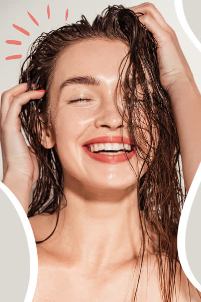 Apfelessig ist das beste Hausmittel für glänzendes Haar und wir verraten, wie's funktioniert