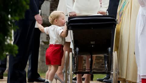 Königliche Namen der Royal-Babys - woher sie kommen und was sie bedeuten