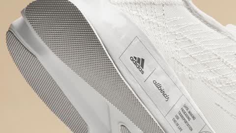 Adidas x Allbirds: Das ist der Laufschuh mit dem bisher geringsten CO2-Fußabdruck
