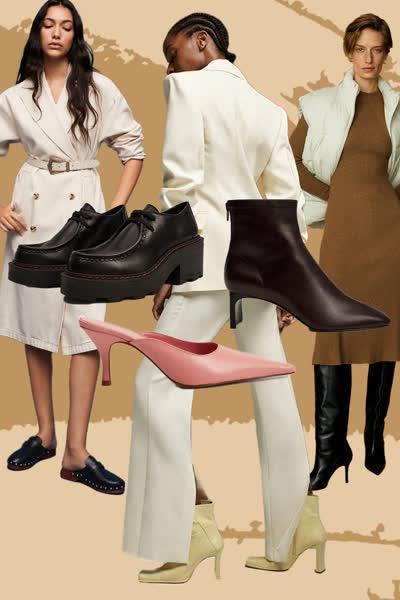 Trend-Schuhe von Mango: Diese 11 Schuhe des Labels sehen aus wie vom Designer - shoppe sie NOCH günstiger mit Shopping-Week-Rabatt!