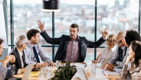 Sieben Anzeichen dafür, dass Ihr Chef Sie nicht leiden kann