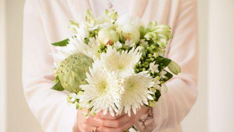 Der perfekte Brautstrauß