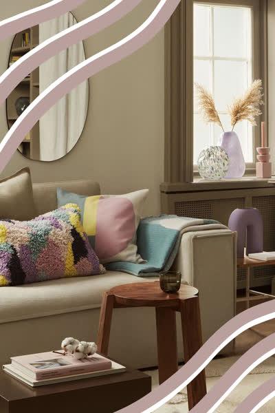 H&M Home: Die neue Kollektion ist ein Traum in Pastell - und du kannst sie ab 5 Euro shoppen