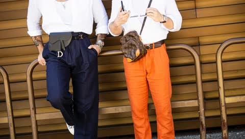 Diese 8 Hosen sollte jeder Mann im Schrank haben