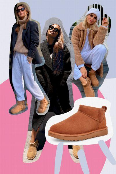 Ugg-Boots-Outfit: 7 coole Trend-Looks für den Winter zum Nachstylen und Shoppen
