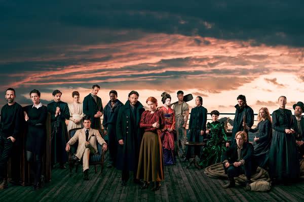 """Die neue Netflix-Serie """"1899"""" ist eine Mischung aus """"Dark"""", """"Bridgerton"""" und """"Lost"""" -und wir lieben sie schon jetzt"""