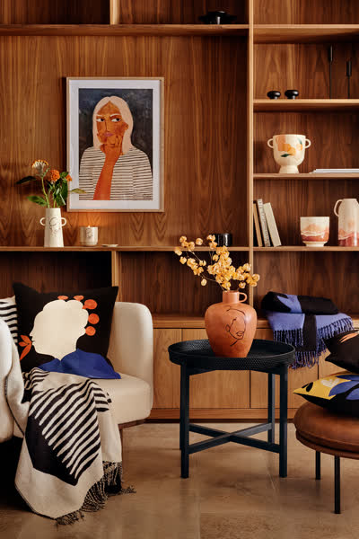 H&M Home: Die Trend-Wohnaccessoires der neuen Kollektion verleihen jedem Zuhause eine künstlerische Note -und du kannst sie ab 20 Euro shoppen!