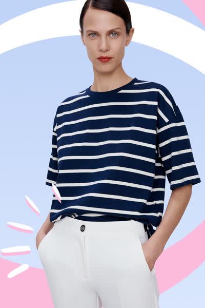 Perfekter Skinny-Jeans-Ersatz: Zara hat die schmal geschnittene Sommerhose unserer Träume im Sortiment!