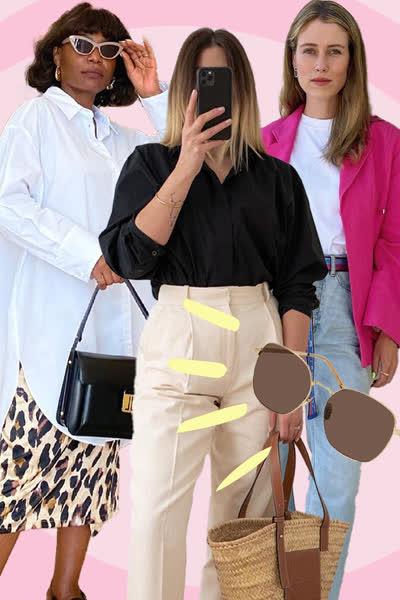 Sommer-Outfit 2021: 5 teuer aussehende Trend-Looks für den Sommer, die du einfach nachstylen und shoppen kannst