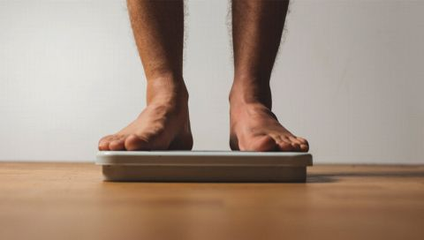 Diese Waage zeigt nicht nur das Gewicht an, sondern liefert ein umfassendes Bild Ihrer Gesundheit
