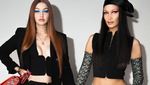 Gigi Hadid kehrt für Versace auf den Runway zurück - so war ihr erster Auftritt nach der Schwangerschaft