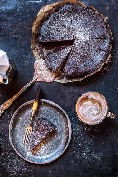 Brownie-Kuchen: Schnell, lecker, schokoladig - das ist das perfekte Rezept!