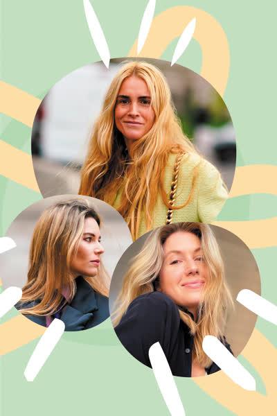 War das nicht mal out? Dieser Blondton ist jetzt wieder total angesagt - und wird zum Haarfarben-Trend 2021