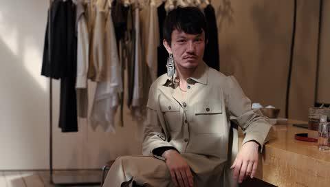 Mark Kenly Domino Tan - mit Old-School-Ansatz zum modernen Tailoring