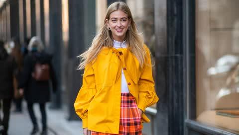 Hosen im Karomuster: Diese 5 Street-Styles zeigen, wie wir den Herbst-Trend 2021 stylen