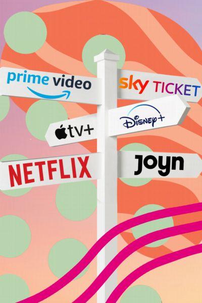 Streamingdienste im Vergleich: Das können Netflix, Amazon Prime & Co. wirklich!