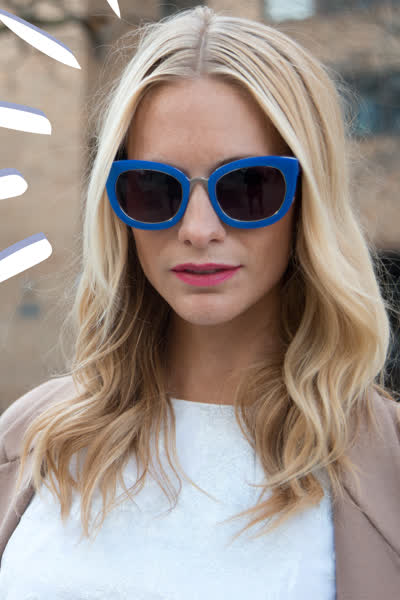 Atomic Blonde: Dieser Platin-Blondton sieht natürlich aus und ist total tragbar