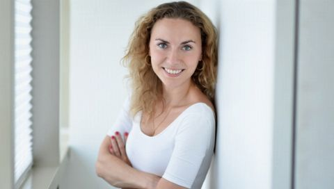 Wir wurden dafür belächelt, als Psychologinnen ein Unternehmen zu gründen - Nora Blum von Selfapy beantwortet den GQ-Business-Fragebogen