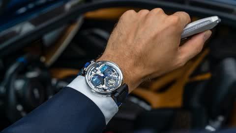 Bovet 1822: Uhrenmanufaktur kreiert ultimativen Battista Tourbillon zum Hypercar - für 265.000 Euro