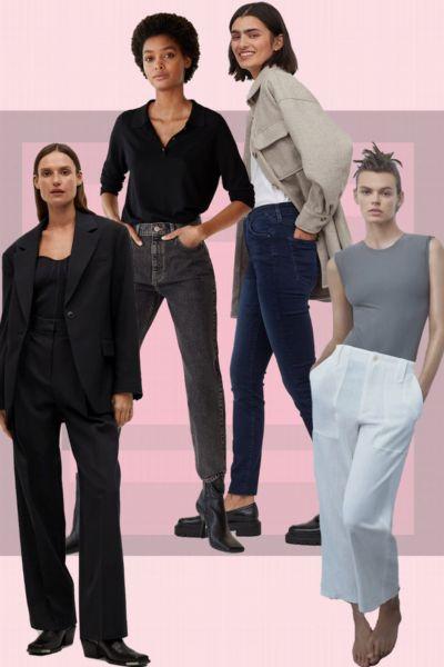 Sale-Shopping: 10 supergünstige Hosen von Zara, Mango und Co., die jetzt reduziert und garantiert noch lange im Trend sind