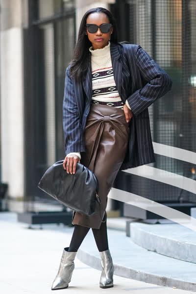 Rock-Outfits: Diese 6 Skirt-Looks für den Herbst wollen wir sofort tragen - und Nachstylen ist so leicht