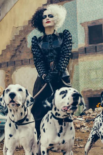 """""""Cruella"""": Darum lohnt sich der gehypte Disney-Film mit Emma Stone"""