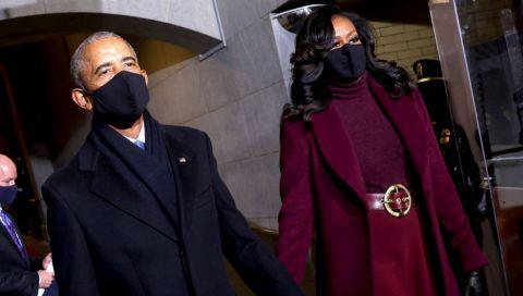 Michelle Obama: Diesen Jungdesigner stellte sie bei der Amtseinführung von Joe Biden ins Rampenlicht